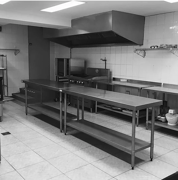 Our new Sydney production kitchen
