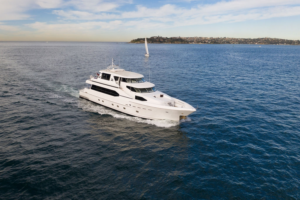 Why a super yacht on Sydney Harbour is the best unique venue for your next event.