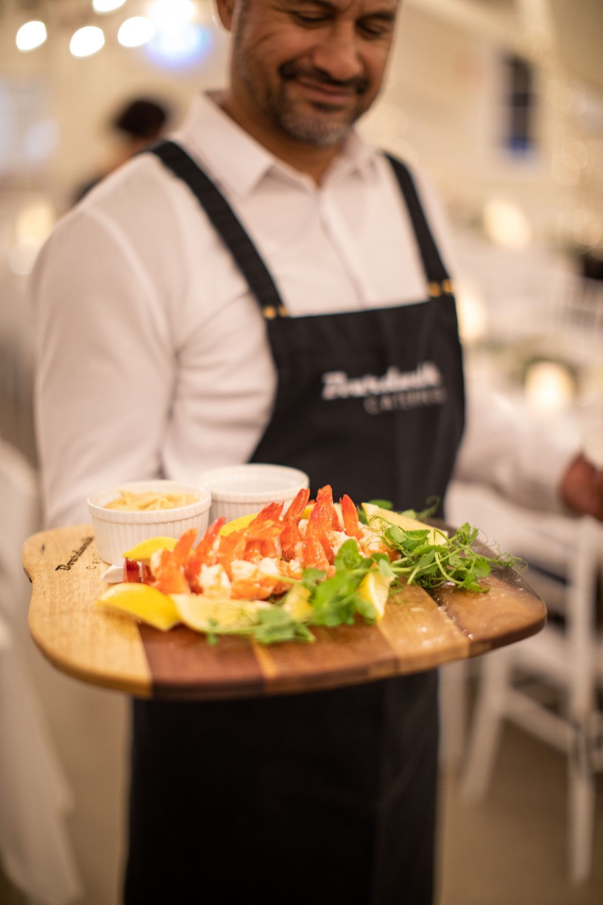 Wedding catering Sydney - Canapes