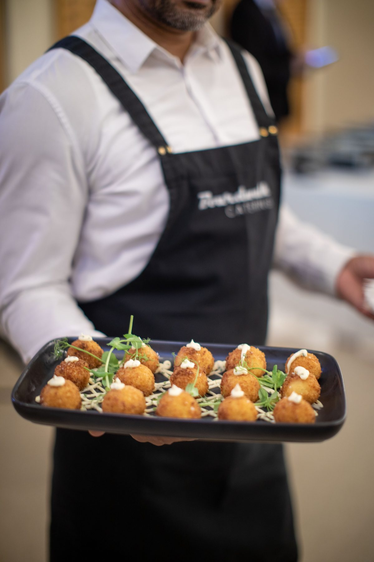 Canapes for wedding reception catering in Sydney