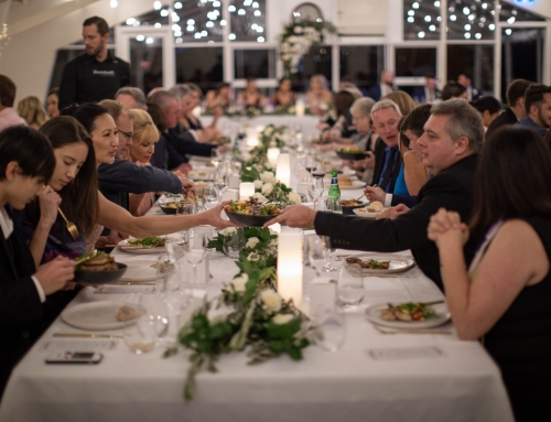 2020 wedding catering trends for Sydney