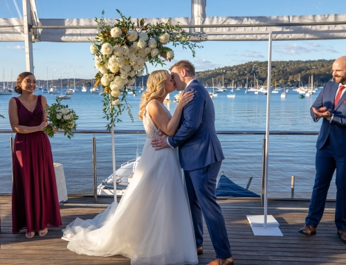 The Boardwalk Catering beginners guide to wedding's in Sydney